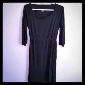Converse One Star 3/4 sleeves Black Dress S